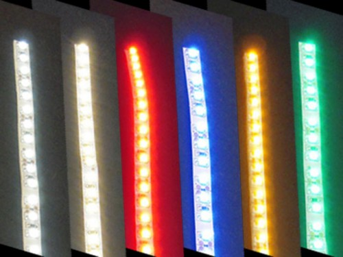 Led Strip - 3528 Double Density Strip 30cm (1ft)