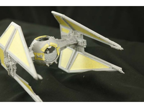 1/72 Star Wars Tie Interceptor Canopy & Panel Masks